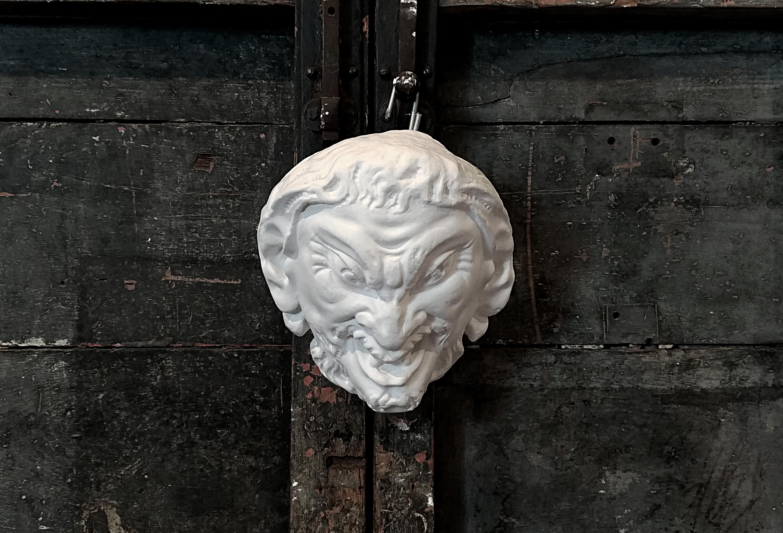 Testa di fauno di Michelangelo Image