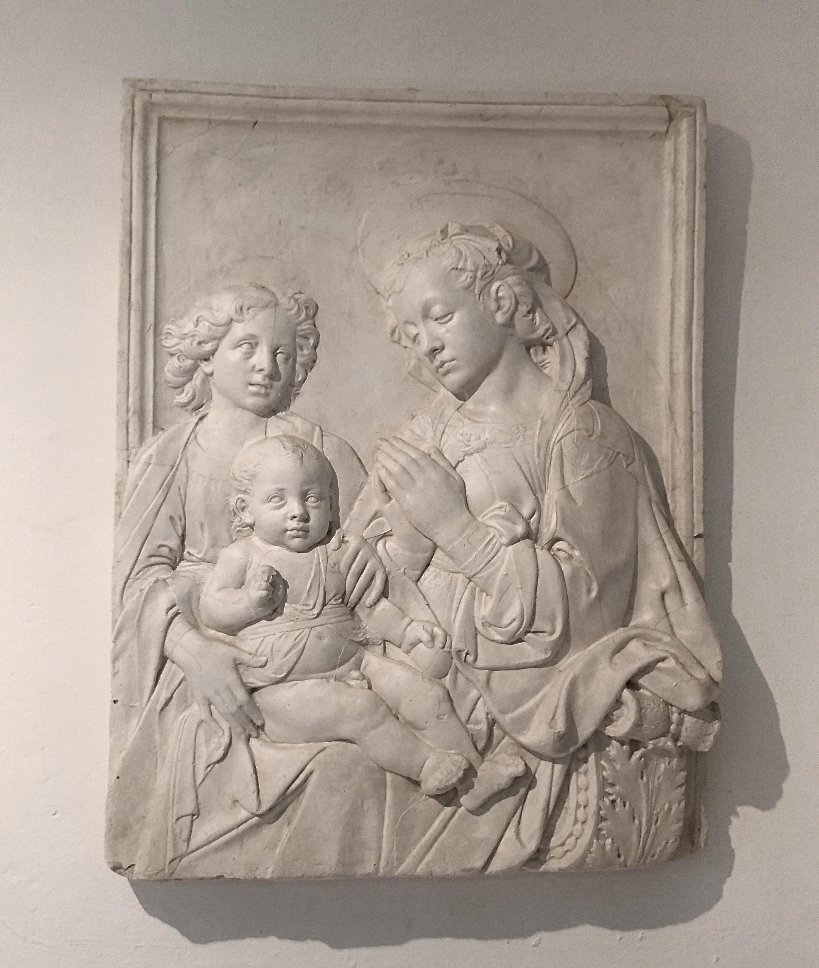 Madonna del Verrocchio Image